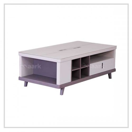 Center Table with Storage