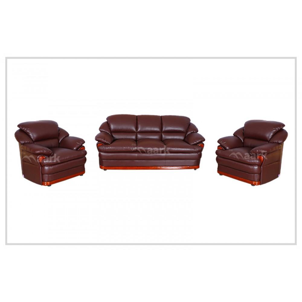 Lexus Leatherette Sofa
