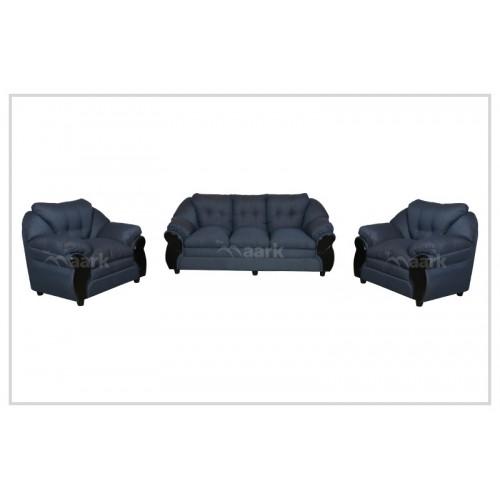 Romantic Fabric Sofa 3+1+1