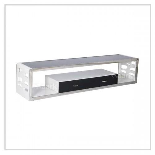 Black and White TV Unit