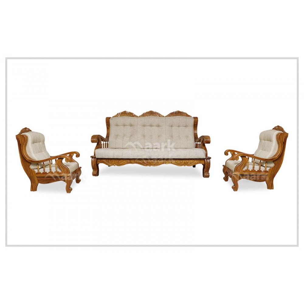 Teak Wood Sofa In Madurai Buy Fabric Sofa Online 3 1 1 Sofa