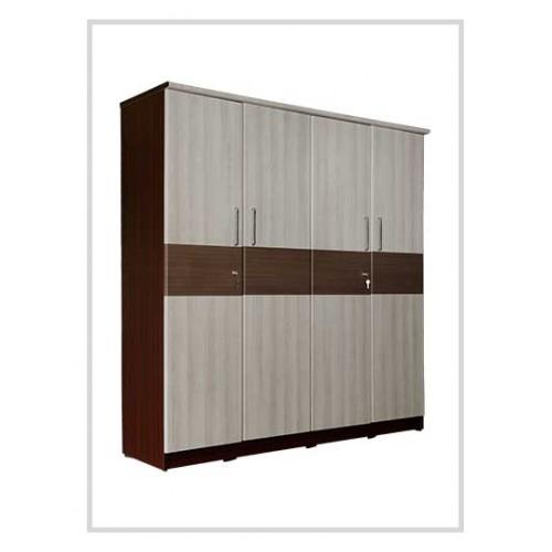 Cambrey 4 Door Premium Wardrobe