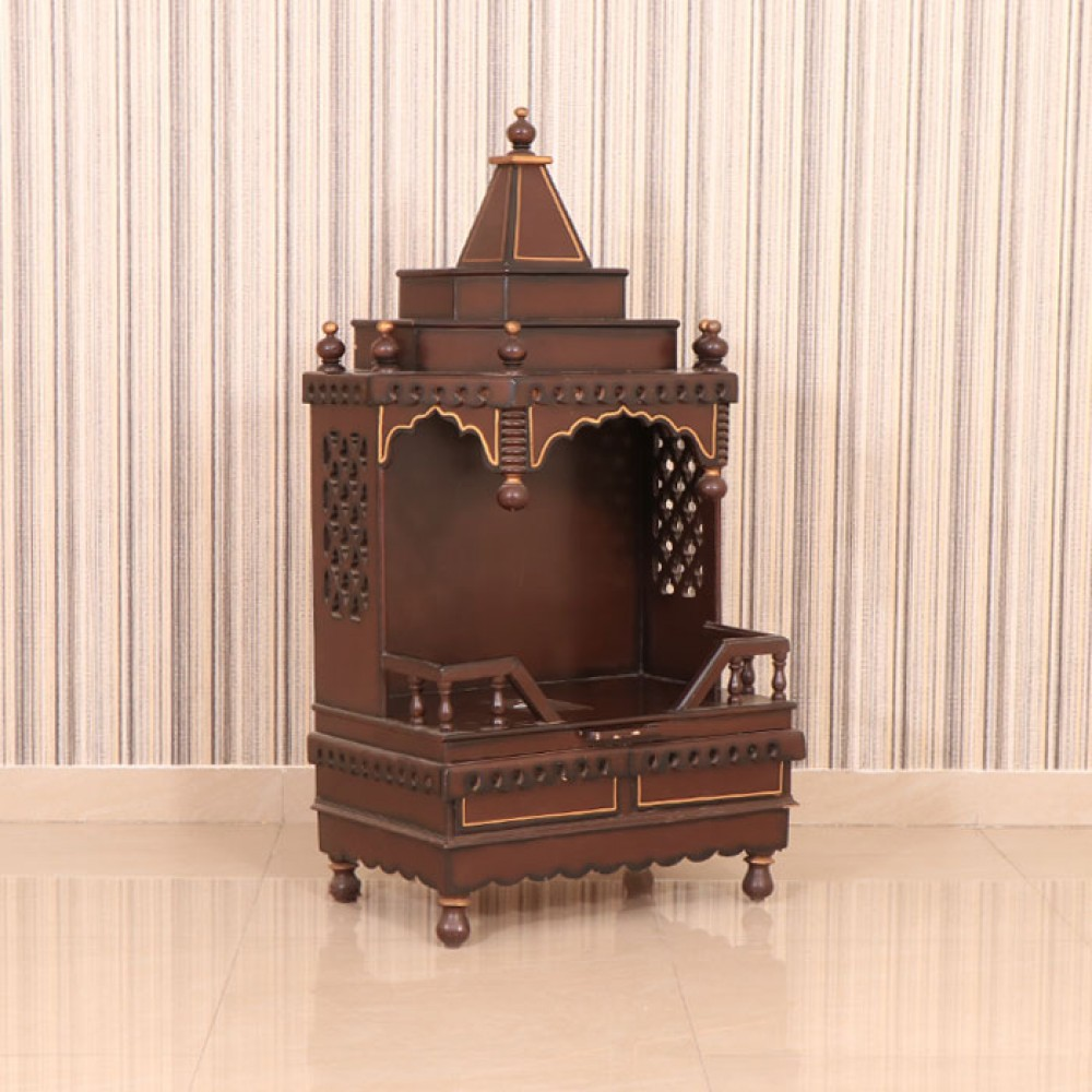 DL OPEN TYPE POOJA STAND