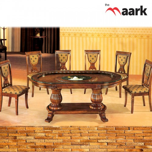 Royal  Dining Table Wooden