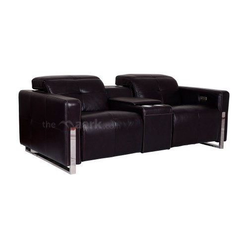 HT FJ-355-WINE-COLOR LEATER MOTOR-REC-SOFA