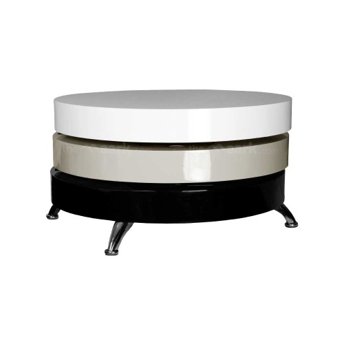 ROUND SHAPE COFFEE TABLE