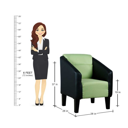 MK-BENCY-SINGLE SOFA CHAIR