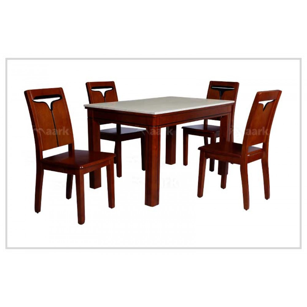 Marble Four Seater Dining Table