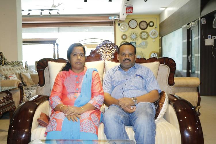 Mrs Geetha Senthil Kumar