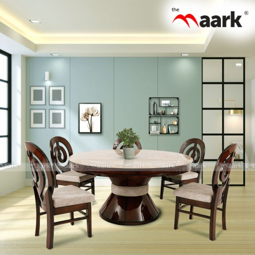 The Maark Table Look Dining Table