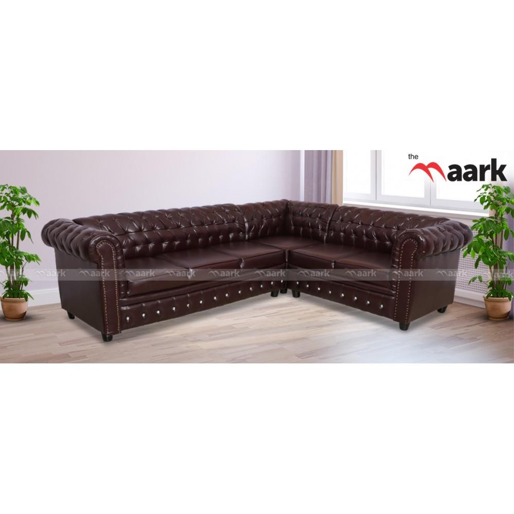 The Maark Sl Dv Chester Corner Sofa Unit