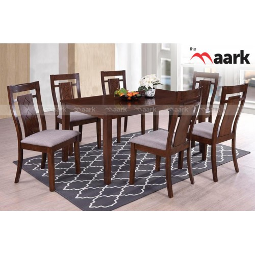 The Maark Six Seater Forzza Carter Dining Table