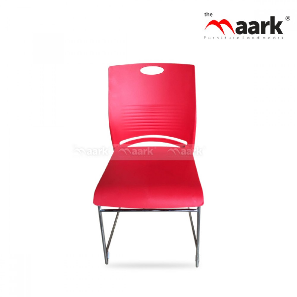 The Maark Easy and Comfortable Sitting Chairs- Red Color  sc 1 th 225 & The Maark Easy and Comfortable Sitting Chairs- Red Color | Buy ...