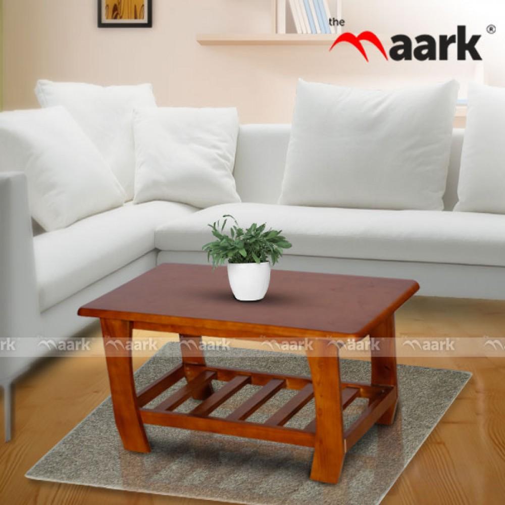 Glass Tea Table Wooden Center Table Tea Table Design Furniture