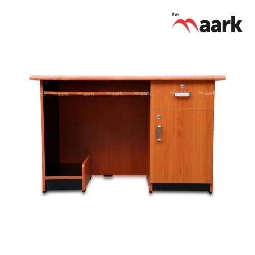 The Maark System +Storage Wooden Table