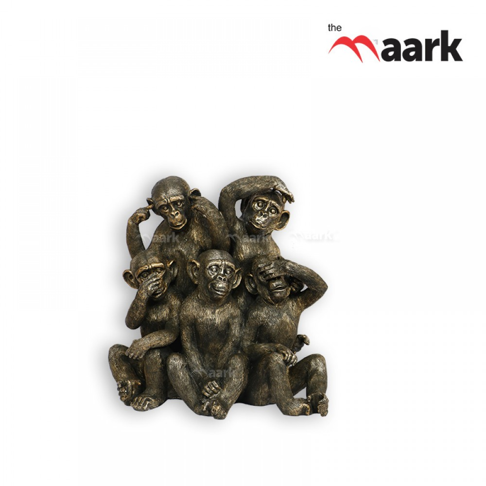 The Maark Monkey Figurine