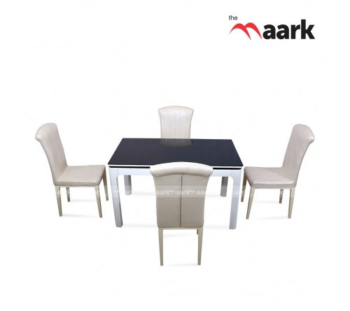 The Maark 4 Seat Dining Table