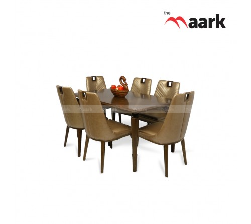 The Maark 6 Seater Dining Table