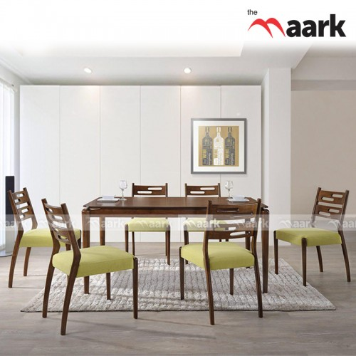 The Maark Eastern Six Seater Dining Table