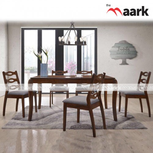 The Maark Mateo Five Seater Dining Table