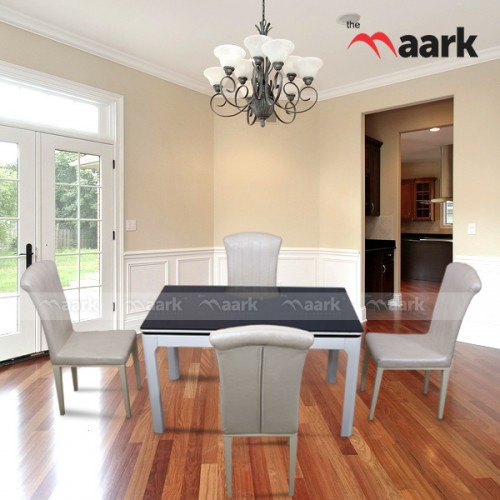 The Maark Four Seat Dining Table