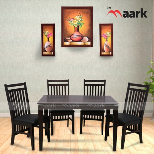The Maark Samurai Four Seater Dining Table