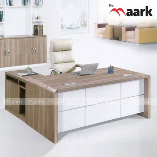 Line Designed Office Table