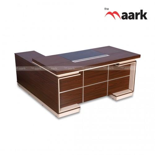 The Maark Office Executive Wooden Desk
