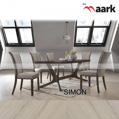 The Maark Trendly Six Seater Dining