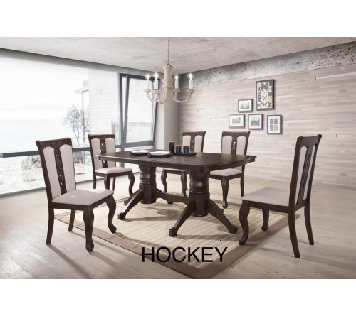 The Maark 6 Seater Hockey Dining Table