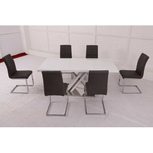 Brato Six Seater Dining Table