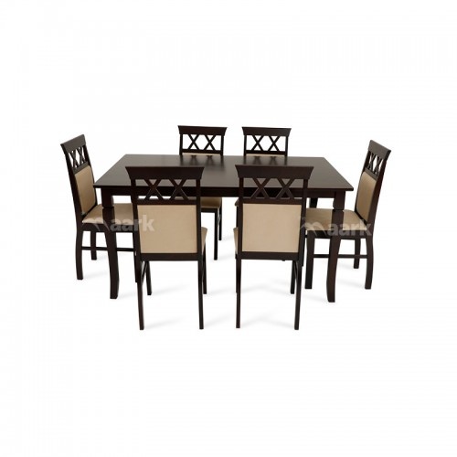 Coralla Six Seater Dining Table