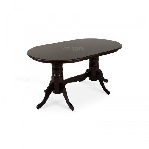 Frisco Six Seater Wooden Dining Table