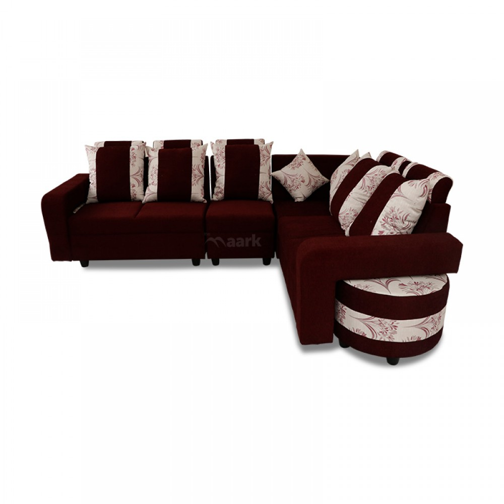 Corner Sofas | Leather & Fabric Corner Sofa Units | Buy Online Store ...
