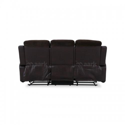 Grace Manual Recliner Sofa 3+1+1