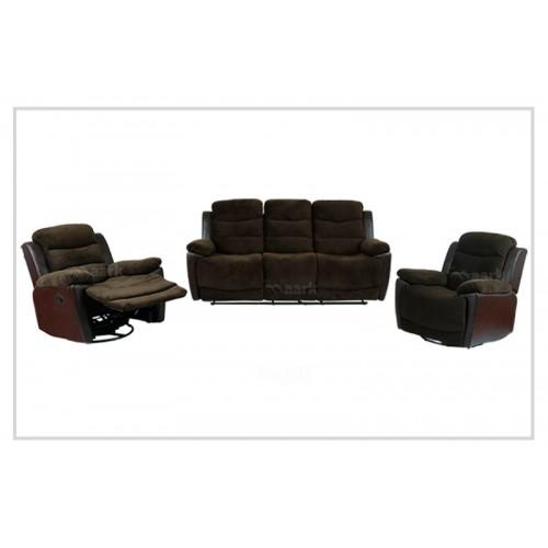 Grace-Manual Recliner-3+1+1-Sofa