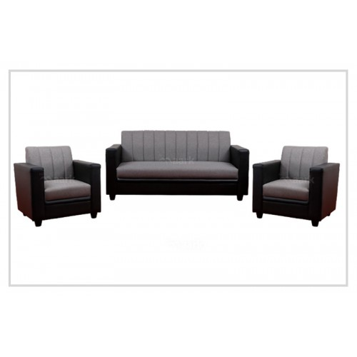 Hack Saw 3+1+1 Sofa