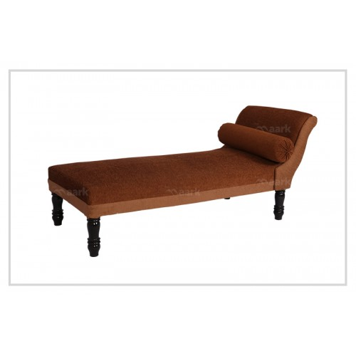Plain Wooden Fabric Divan Sofa Bed