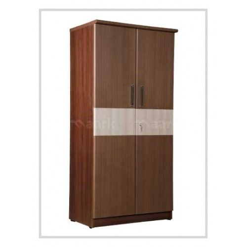 Wooden Premium Two Door Wardrobe