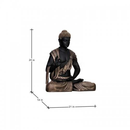 DEC-BUDHA STATUE-101