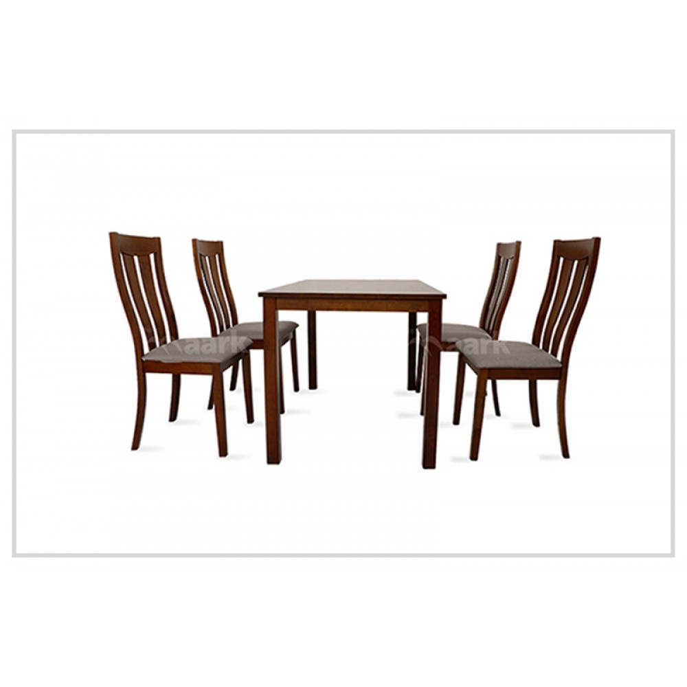 Alphine Wooden Dining Table