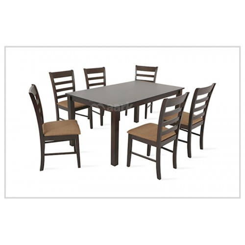 NS Black Dining Table