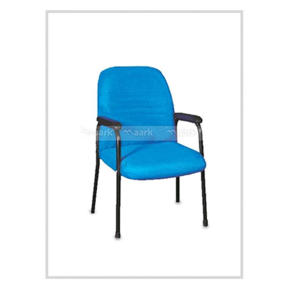 Blue Cushion Comfortable Executive Chair