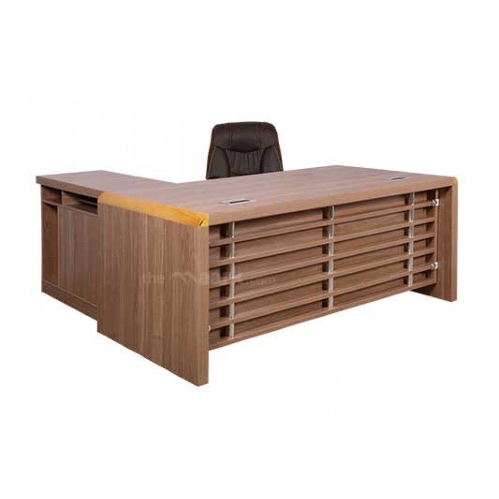 Brown MD Wooden Table