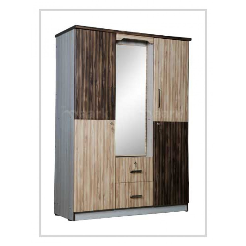 Cambrey 3 DR Wardrobe with Dressing Table