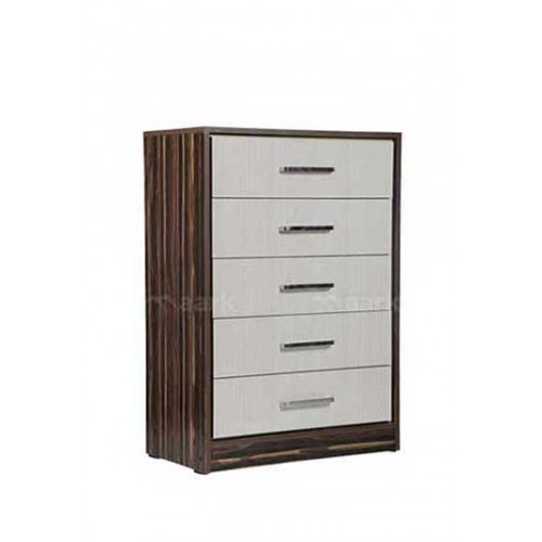 CHEST OF DRAWER IN ACACIA COLOR
