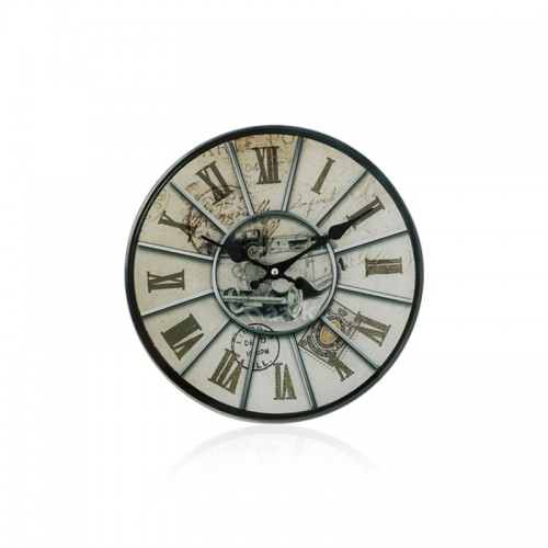 CD C16 Wall Clock