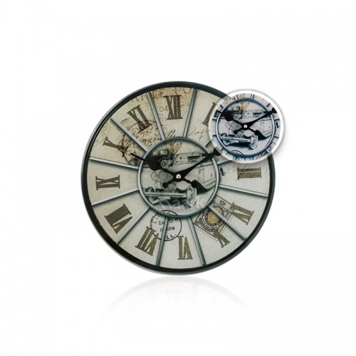 White Wall Clock