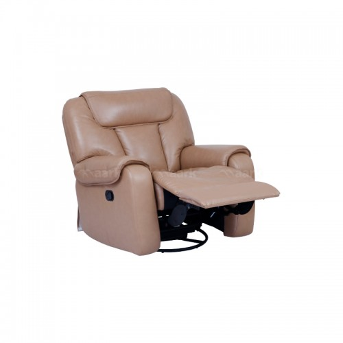 Comfy Single Manual Recliner Sofa