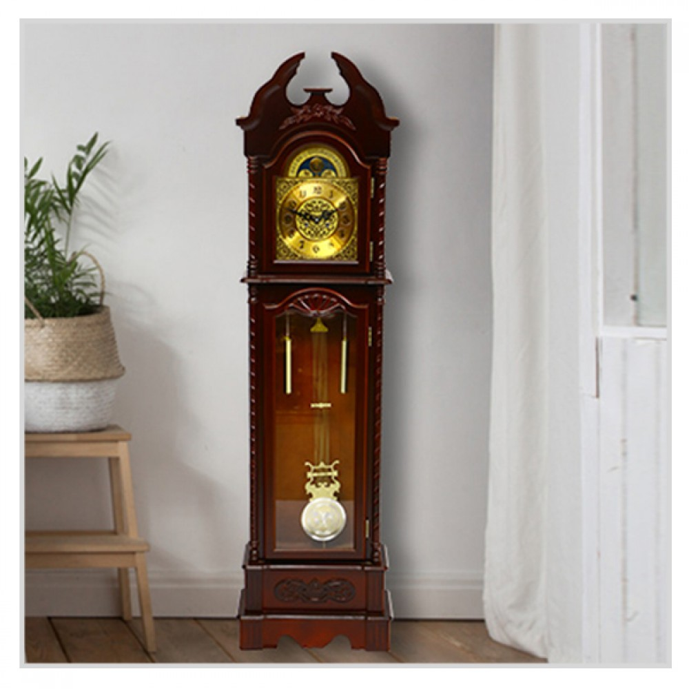 HT-GRANDFATHER -CLOCK